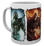 God Of War Mug 253344