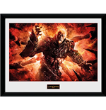 God Of War Print 253347