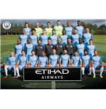 Manchester City FC Poster 253459