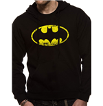 Batman Hooded Sweater Logo