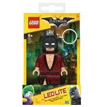 Lego Batman Movie Mini-Flashlight with Keychains Kimono Batman