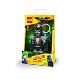 Lego Batman Movie Mini-Flashlight with Keychains Glam Rocker Batman
