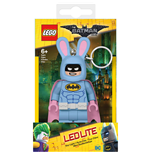 Lego Batman Movie Mini-Flashlight with Keychains Bunny Batman