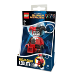 Lego DC Comics Mini-Flashlight with Keychains Harley Quinn
