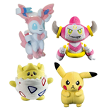 Pokemon Plush Figures 20 cm Wave D11 Display (6)