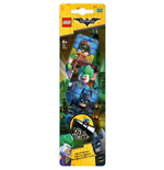 LEGO Batman Movie Book Markers 3-Pack