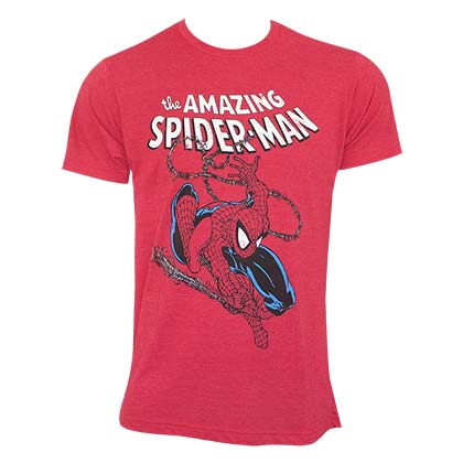 SPIDERMAN Swinging Tee Shirt