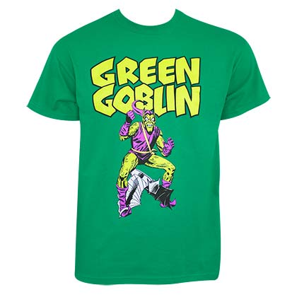 SPIDERMAN Green Goblin Tee Shirt