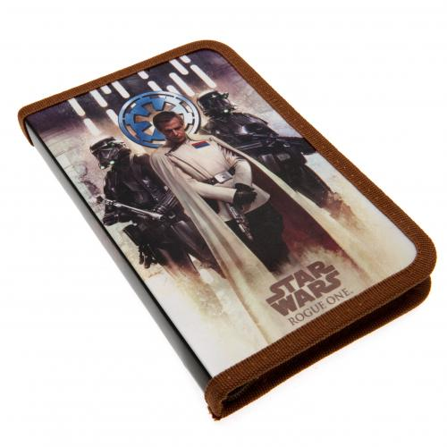 Star Wars Rogue One Filled Pencil Case