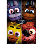 Five Nights at Freddy's Poster 254038