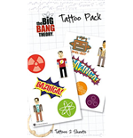Big Bang Theory Tattoos 254111