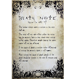 Death Note Poster 254169