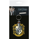 Harry Potter Keychain - Hufflepuff