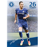 Chelsea Poster - Terry 16/17 - 61x91,5 Cm