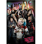 Suicide Squad Poster 254346