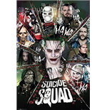 Suicide Squad Poster 254356