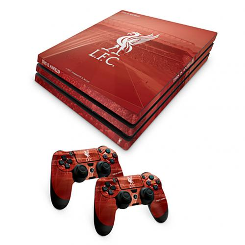 Liverpool F.C. PS4 Pro Skin Bundle
