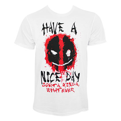 DEADPOOL Have A Nice Day Tee Shirt