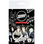 5 seconds of summer Cardholder 254604