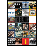 The Beatles - Albums Maxi Poster (61 x 91,5 cm)