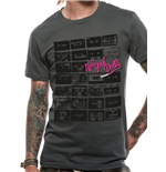 New York Dolls - Tape - Unisex T-shirt Grey