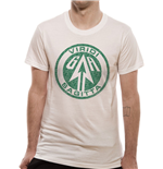 Arrow - Distressed Logo - Unisex T-shirt White