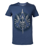 Assassin's Creed Syndicate - Crest with Cane T-shirt