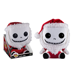 Nightmare Before Christmas Mega Pop! Plush Figure Santa Jack 40 cm