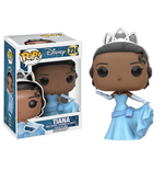 The Princess and the Frog POP! Disney Vinyl Figure Princess Tiana (Gown) 10 cm