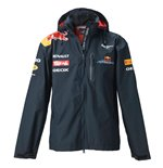 Red Bull Racing Replica Rainjacket