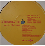 Vynil Earth Wind And Fire - All In The Way