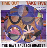 Vynil Dave Brubeck Quartet - Time Out (Picture Disc)