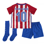 2016-17 Atletico Madrid Mini Kit (Your Name)