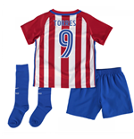2016-17 Atletico Madrid Mini Kit (Torres 9)