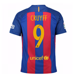2016-17 Barcelona Home Shirt (Cruyff 9) - Kids