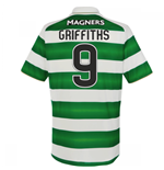 2016-17 Celtic Home Shirt (Griffiths 9)