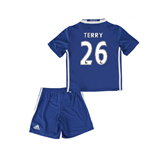 2016-17 Chelsea Home Mini Kit (Terry 26)