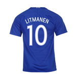2016-17 Finland Away Shirt (Litmanen 10)