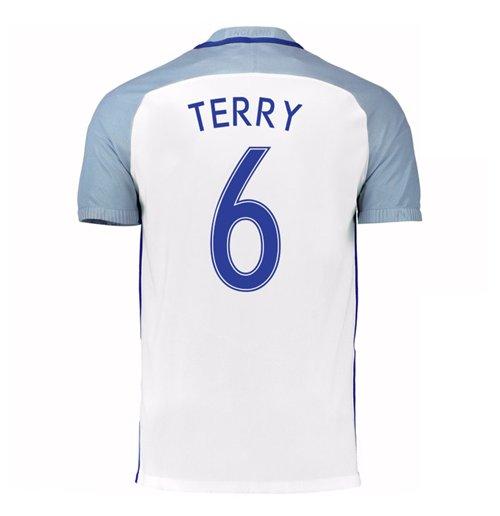 c06f3d864 Buy Official 2016-17 England Home Shirt (Terry 6) - Kids