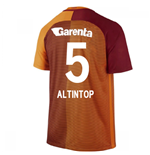 2016-17 Galatasaray Home Shirt (Altintop 5)