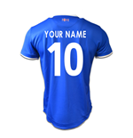 2016-17 Iceland Away Shirt (Your Name)