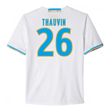 2016-17 Marseille Home Shirt (Thauvin 26) - Kids