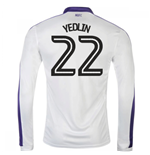 2016-17 Newcastle Long Sleeve Shirt (Yedlin 22)
