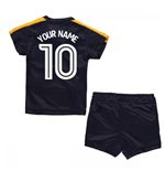 2016-17 Newcastle Away Mini Kit (Your Name)