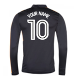 2016-17 Newcastle Away Long Sleeve Shirt (Your Name)