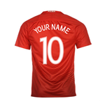 2016-17 Poland Away Shirt (Your Name)