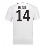 2016-17 PSG Third Shirt (Matuidi 14)