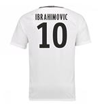 2016-17 PSG Third Shirt (Ibrahimovic 10)