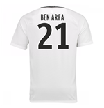 2016-17 PSG Third Shirt (Ben Arfa 21) - Kids