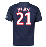 2016-17 PSG Home Shirt (Ben Arfa 21)